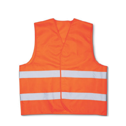 GILET DE SECURITE ORANGE